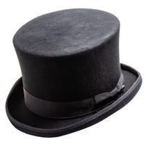 b5d9bb4142e08 Conner - Edward Wool Felt Black Top Hat -