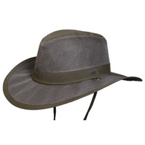 Conner - Airflow Lightweight Outdoor Hat Olive 85e5f9c8023b