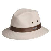 Conner - Larimer Men s Cotton Safari Hat Natural aa68040aa77