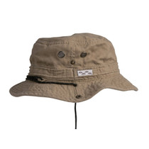 6dfef9e8b391 Conner Hats - Yellowstone Hiker Bucket Hat in Khaki - Full View
