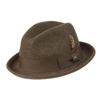 Conner - Soho Fedora Hat - Full View f27c327c2a7