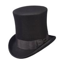 Grey Christys/' Hats Wool Top Hat