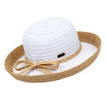 Sun  N  Sand - Akira Ribbon Straw Hat - Black. Choose Options f1d54be9ddf