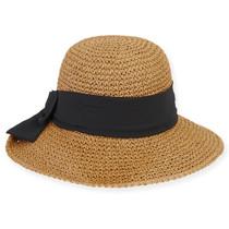 7c0c5a02dd87fa Sun 'N' Sand - Benbow Crochet Straw Hat ...
