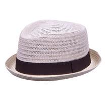 665726208ff Kenny K - Mesh Toyo Fedora Hat