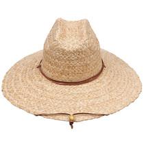 8434b8934db42 Kenny K - Straw Lifeguard Hat