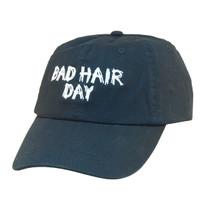 15f96fc7637 Dorfman Pacific - Bad Hair Day Script Baseball Cap - Full View
