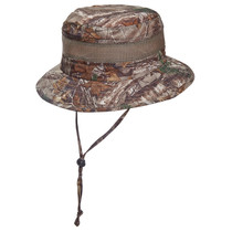 Stetson - Real Tree™ No Fly Boonie Hat 0568a147929