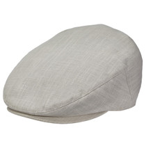 8381408ea65c4 Stetson - Cotton Ivy Flat Cap - Full View