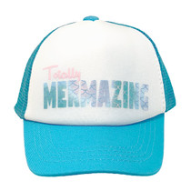5fe5b7eed63 Grom Squad - Totally Mermazing Toddler Trucker Hat