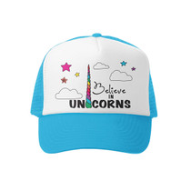 496d9134692 Grom Squad - Believe in Unicorns Toddler Trucker Hat