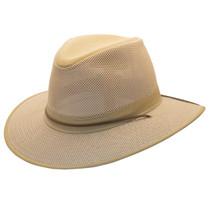 c2348aac8232d Henschel - Aussie Packable Breezer® Safari Sun Hat - Khaki