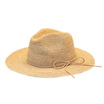 b2f1de6aee704a Sun 'N' Sand - Ian Fine Raffia Fedora Hat -