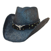 9641e113af63e California Hat Company - Toyo Long Horn Western Hat - Full View