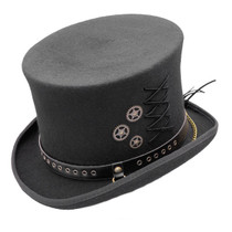 9286ef71af9 Conner - Steam Punk Top Hat - Full