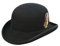 b59921a109854 Kenny K - Low Crown Derby Hat