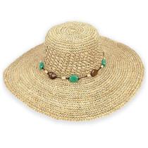 e23aa3d609b Sun  N  Sand - Big Brim Raffia Sun Hat