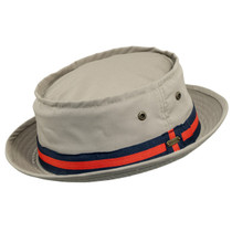 d1af675e976 Stetson - Fairway Pork Pie Bucket Hat