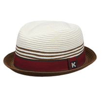 26f0d525574 Kenny K - Toyo Stingy Brim Fedora Hat - Full View