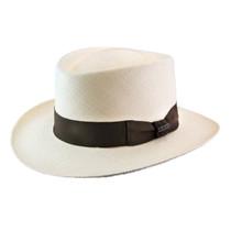 7a384929375b5 Bigalli - Natural Panama Explorer Gambler Hat