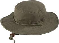 Henschel - Washed Boonie Hat Olive d8c3dd61729