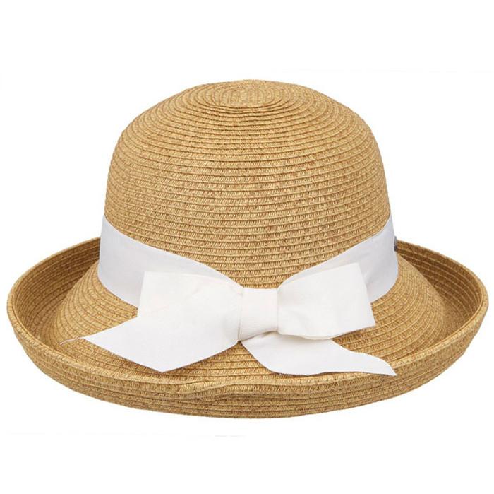 eae72140e40cf Kenny K. Karen Keith - Braided Short Up-Brim Hat
