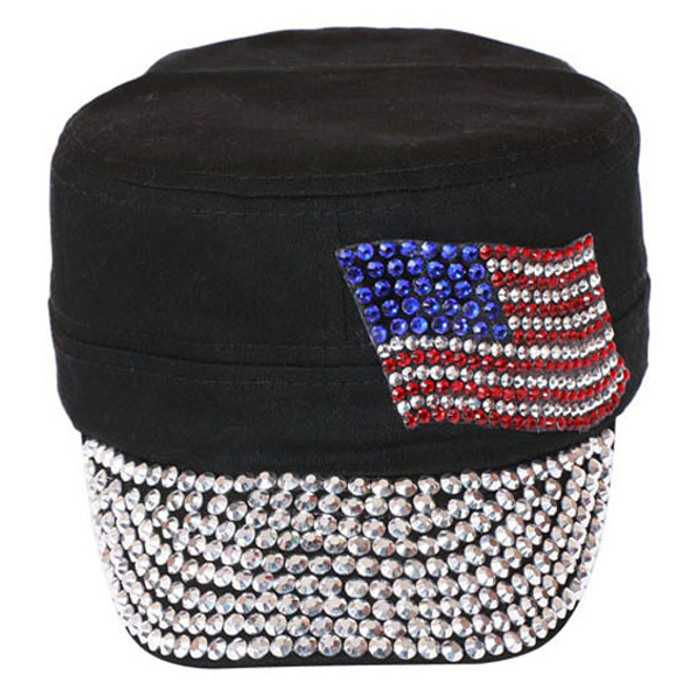 Something Special - Jewel Cap with American Flag