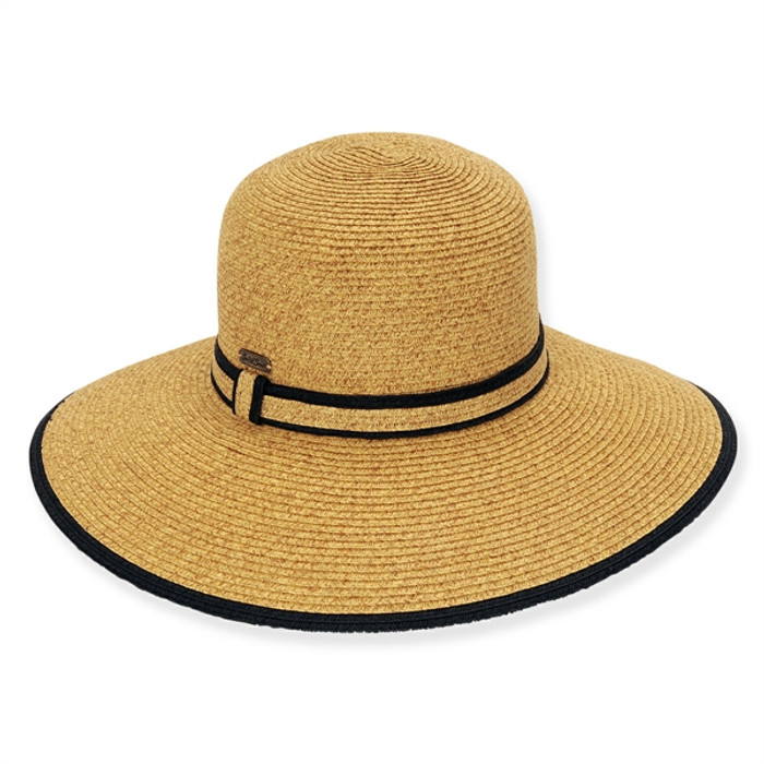 85d89e44 Sun N Sand | Helena Paper Braid Sun Hat | Hats Unlimited