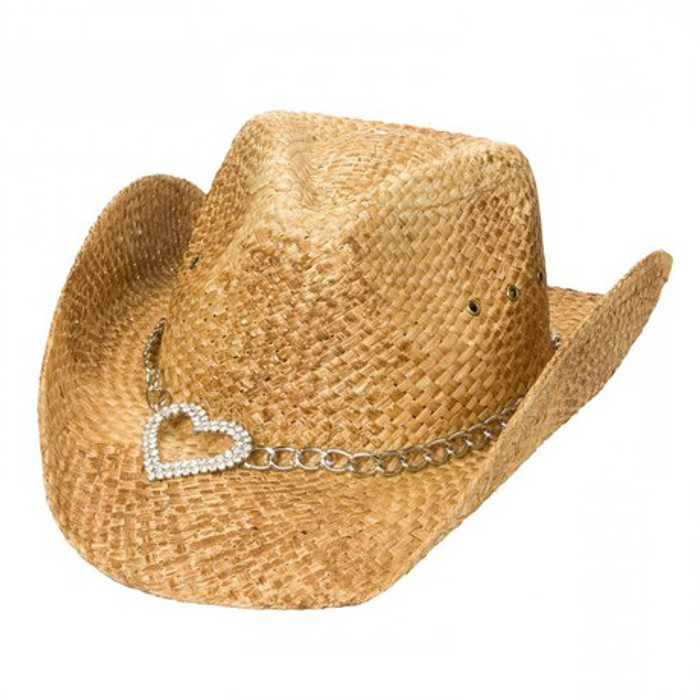 Peter Grimm. Peter Grimm - Heart Attack Cowboy Hat edf760439ed
