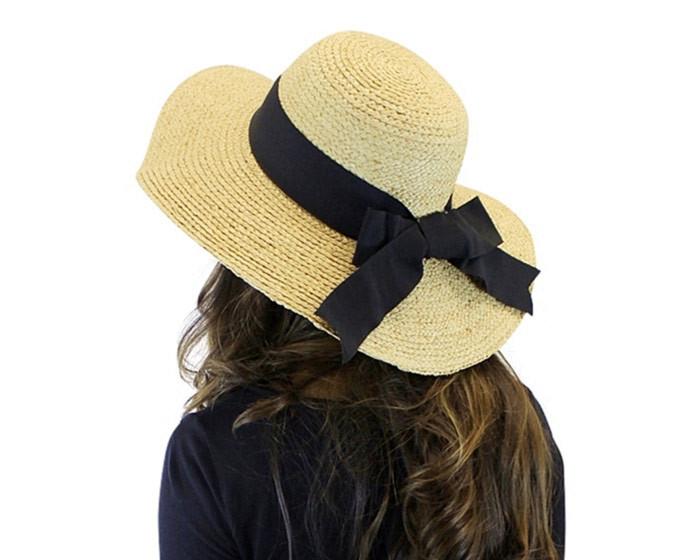 2529b07f894 Boardwalk Style. Boardwalk Style - Raffia Sun Hat ...