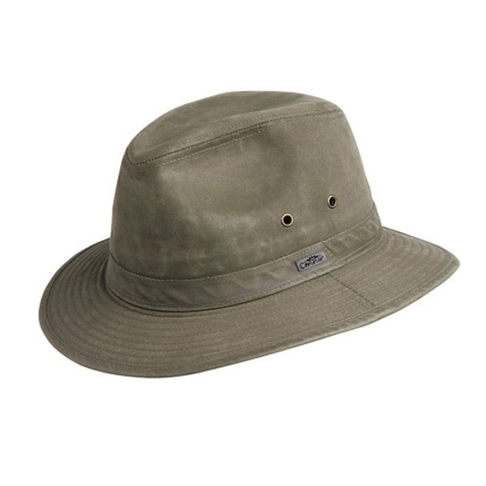 be17ee3c7a7904 Conner | Indy Jones Men's Cotton Hat | Hats Unlimited