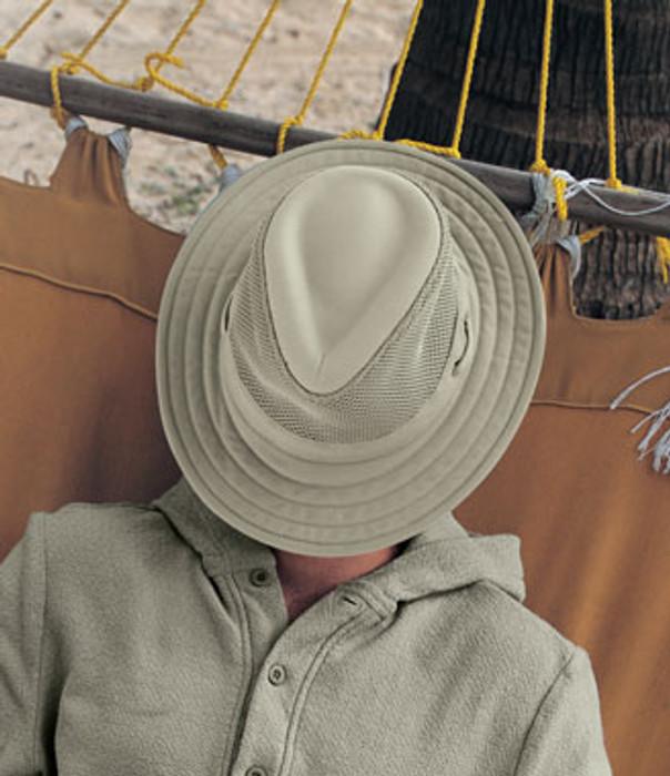 1d3127182 Tilley - TM10 Cotton Duck with Mesh Hat