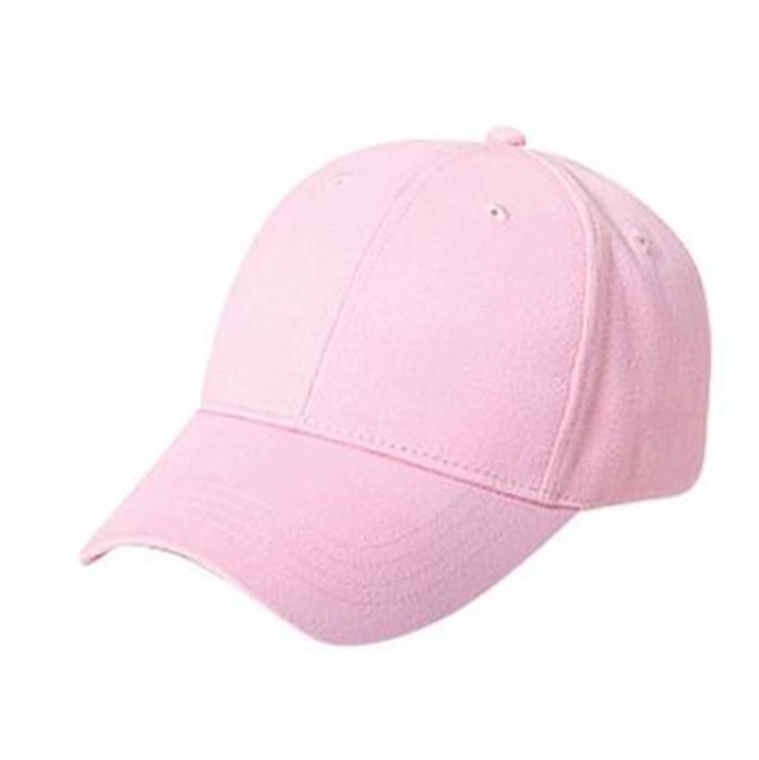 c20a378bd8c Otto Cap Kids Twill Baseball Cap in Pink - Full View