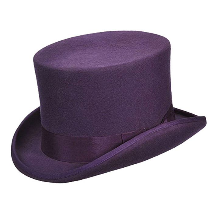 9b4f4a12f Dorfman Pacific | Low Crown Top Hat | Hats Unlimited