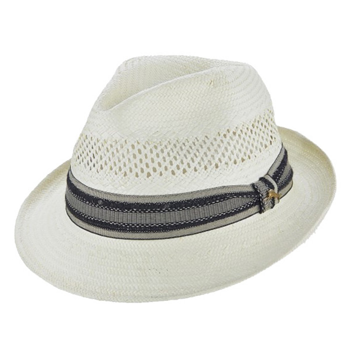 95a68755198b7 Tommy Bahama. Tommy Bahama - Tropical Dress Fedora Hat