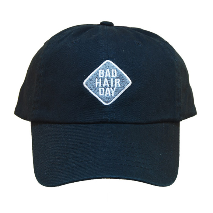 Dorfman Pacific - Bad Hair Day Baseball Cap - Front View f7145f292fd