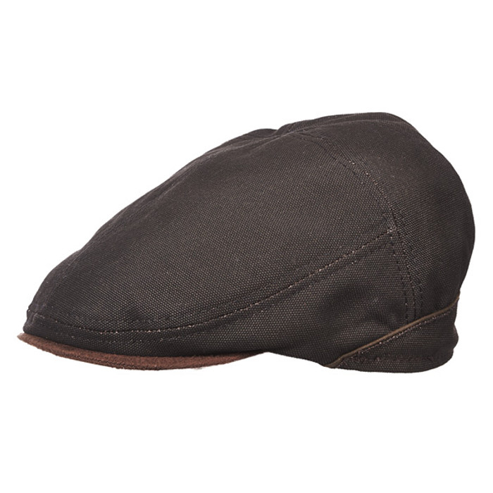 Stetson Hats. Stetson -Garment Washed Cotton Canvas Ivy Cap 63eedf801b2