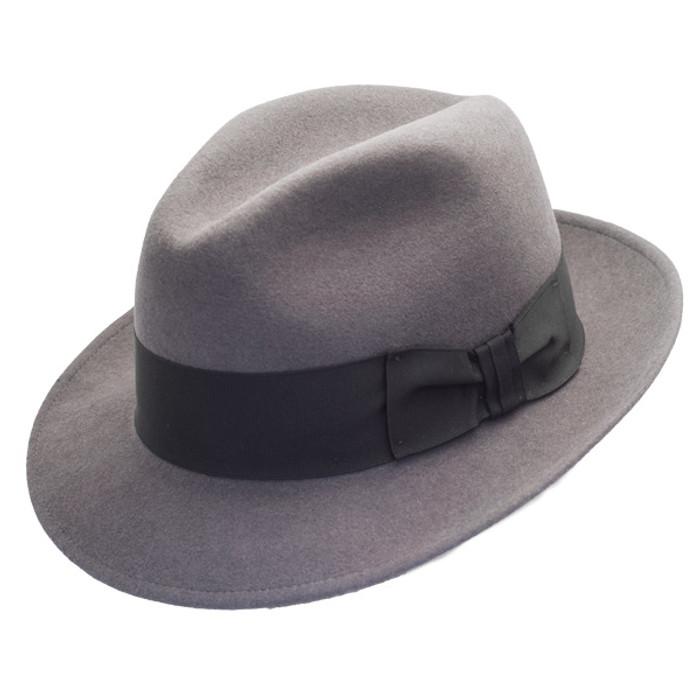 4efe851260f15 Stetson | Wool Felt Frederick Fedora| Hats Unlimited