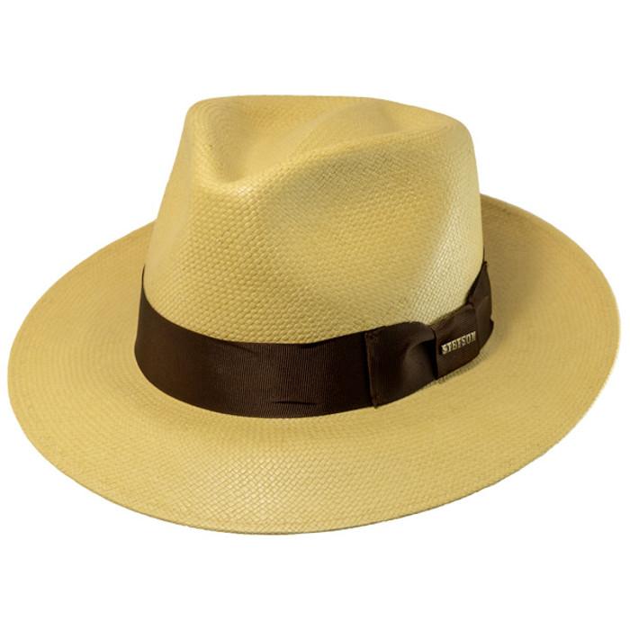 58aa662645a Stetson Hats. Stetson - Adventurer Straw Hat