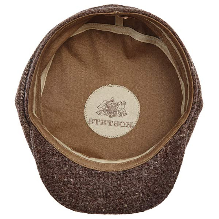 Stetson Hats. Stetson - Authentic Italian Wool Newsboy Cap 203de8352576