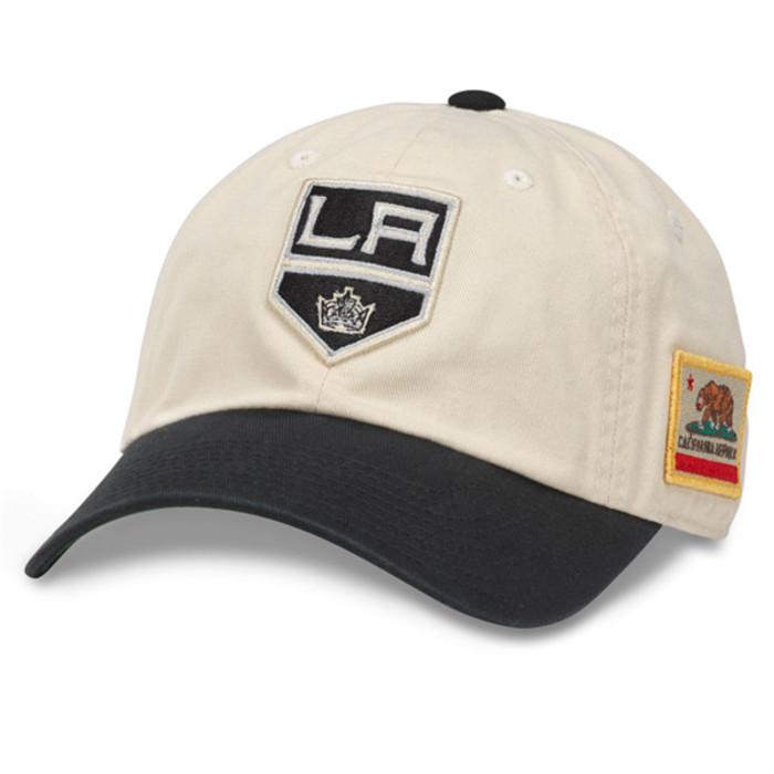 6aa5eaf0f American Needle   LA Kings Two-Tone Vintage Baseball Cap   Hats ...