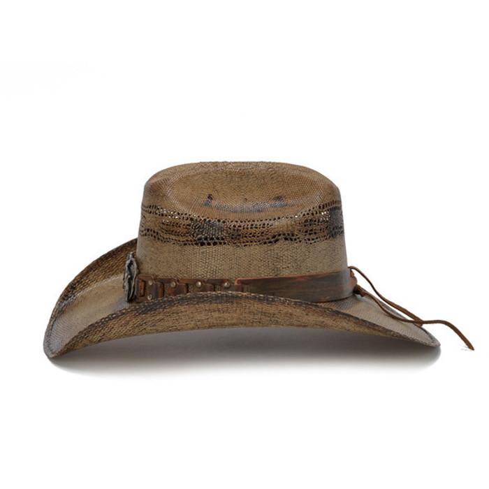 d992c0b9 Stampede Hats - WANTED Cowboy Hat