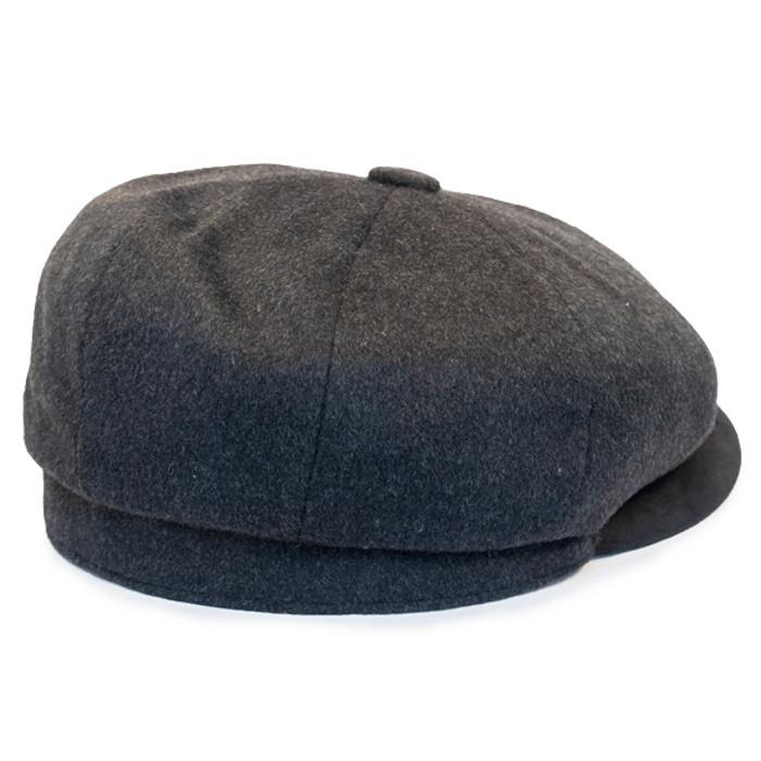 a1442e50 Henschel | Wool Blend 8 Panel Newsboy Cap | Hats Unlimited
