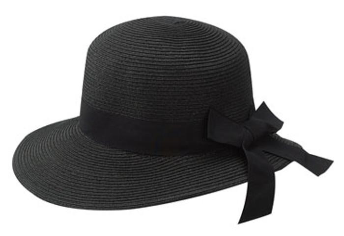 Jeanne Simmons. Jeanne Simmons - Asymmetrical Sun Hat 08decbb480c