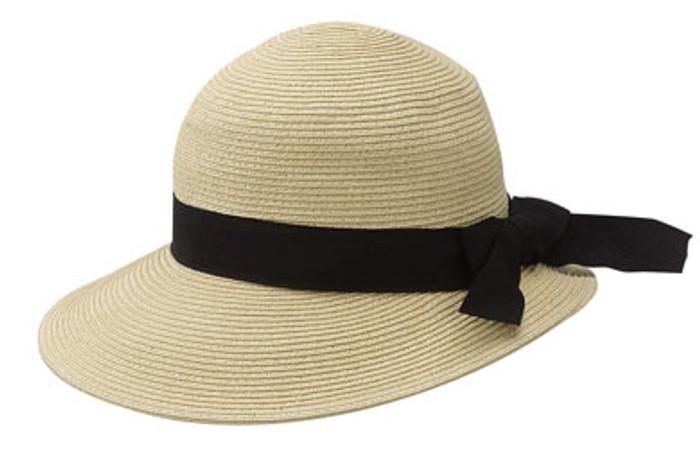 9fd3a09df Jeanne Simmons - Asymmetrical Sun Hat