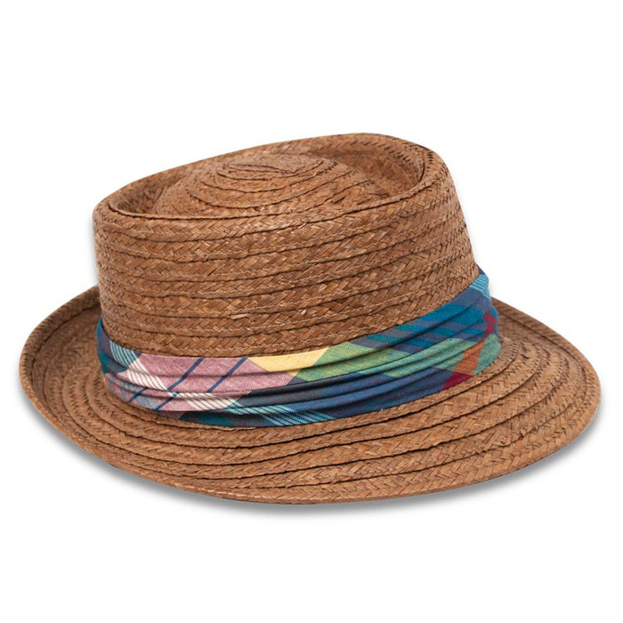 ac85d735488d2c Stetson - Madrigal Coconut Braid Gadabout Hat (Opposite Side)