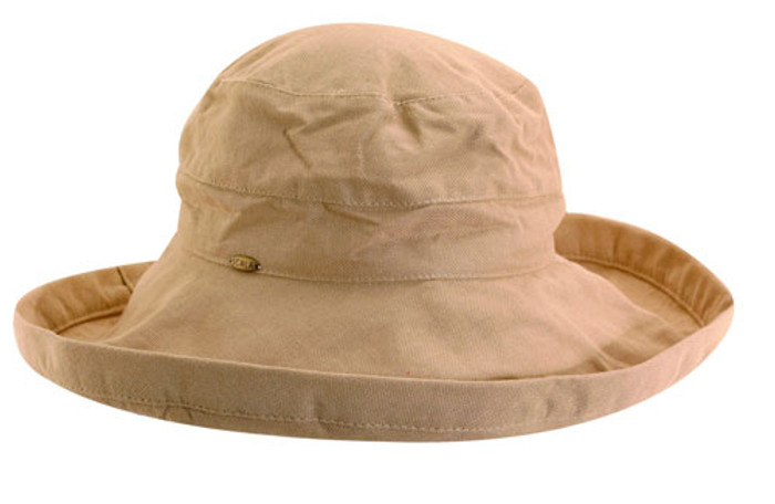 34139568 Scala | Cotton Canvas Upbrim Hat | Hats Unlimited