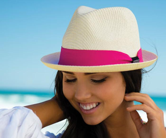 cc6bd0d5624 Kooringal. Kooringal - Lulu Ivory Stingy Fedora Hat