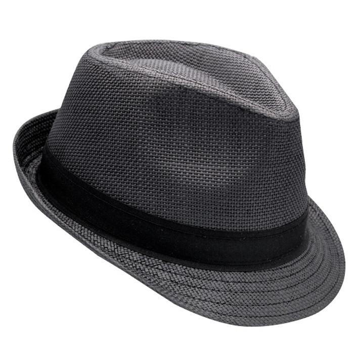 c0babd1a6f077 Kooringal - Arlo Unisex Snap-Brim Fedora Black - Opposite Side