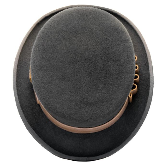 84aca2c70279f Conner - Low Crown Steam Punk Top Hat in Black - Top